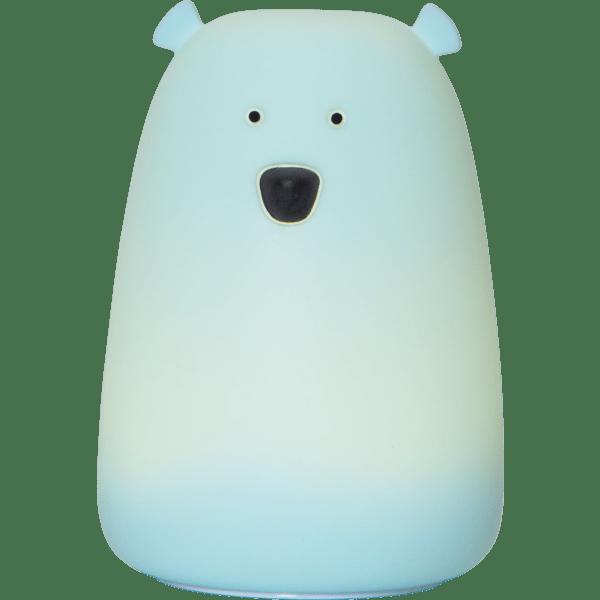 LED Naktslampa bezvadu Big Bear WW+MC 16,5cm, IP20, USB 18650