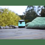 Bezvadu Bluetooth skaļrunis/laterna RGB+W Voice