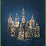 LED Nano stieples virtene/dekors, 2700K, 36gb. x 3m, 720LED, IP20