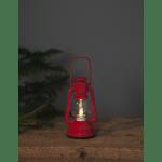 Laterna ar LED sveci NIKO, 15cm, 1LED, IP20, 1xCR2032