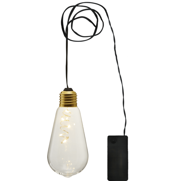 LED iekštelpu dekors GLOW, 5LED, IP20, 2xAA, ar taimeri