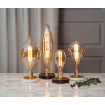 Dekoratīvā LED spuldze Star Trading Industrial Vintage DIM E27, BT180, 10W, 650lm, 2000K