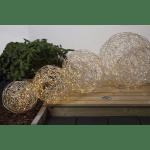 LED āra dekors Trassel by Charlotte Falck, warm white, 77cm, 200LED, IP44