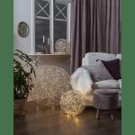 LED āra dekors Trassel by Charlotte Falck, warm white, 37,5cm, 100LED, IP44
