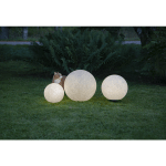 Āra gaismeklis dekoratīvs Stone E27, 48cm, IP65, Max 25W
