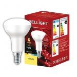 LED spuldze Bellight E14 R50, 6W, 3000K, 480lm