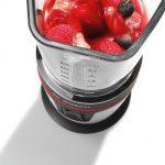 Blenderis ar stikla krūzi Bosch VitaStyle Mixx2Go 350W MMBM7G3M, Ner. tērauda