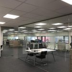LED panelis Brillight High lumen 40W, 5200lm, 4000K, IP20, z/a, 600x600mm