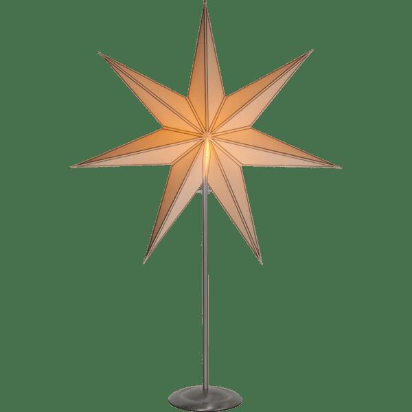 LED dekorācija Zvaigzne NICOLAS, 90x60cm, E14, Max. 25W, IP20