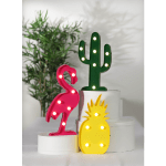 LED galda dekorāciju komplekts ballītēm Funlight, 30cm, 20LED, IP20, 6xAA