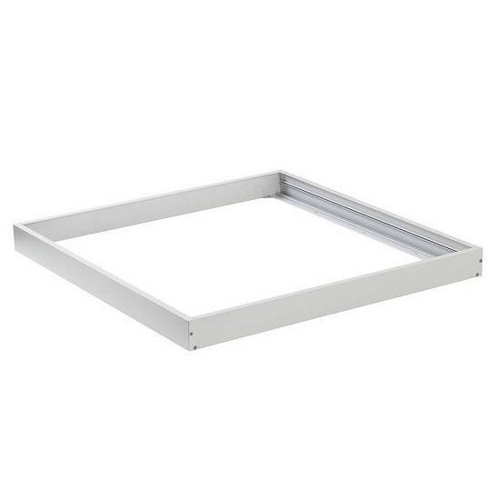 Rāmis Brillight LED paneļiem balts, 600x600mm