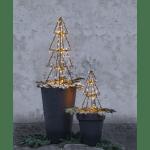 LED āra dekors Egle Foldy, 90cm, 140LED, IP44
