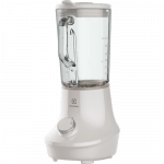 Blenderis ar rūdīta stikla krūzi Electrolux Explore 6 700W, 1,5l, E6TB1-4CW, balts