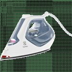 Tvaika gludeklis Electrolux Refine 700 2300W, E7SI1-4WB, Balts/zils