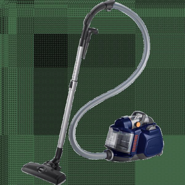Putekļu sūcējs ar konteineru Electrolux SilentPerformer Cyclonic 750W, ESPC71DB