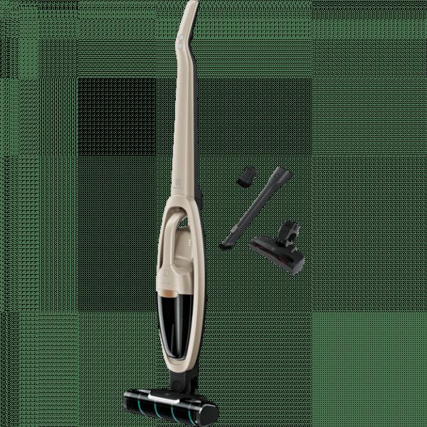 Bezvadu putekļu sūcējs Electrolux Well Q7 Li-Ion, WQ71-P52SS, bēša