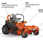Mauriņa traktors Nulles apgrieziena Ariens IKON XD 52 Kawasaki, ZT, 23hp, 915267