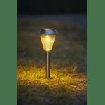 LED dārza gaismekļi ar saules baterijām 12gb. Star Trading Ibiza 31cm, MC, IP44