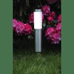 LED dārza gaismeklis ar saules bateriju Star Trading Cordoba SS 40cm, 20lm, IP44