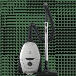Putekļu sūcējs ar maisiņu Electrolux Pure D8 600W, PD82-4MG, pelēks