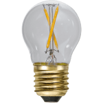 Dekoratīvā LED spuldze E27 G45 Soft Glow 0,5W, 30lm, 2100K