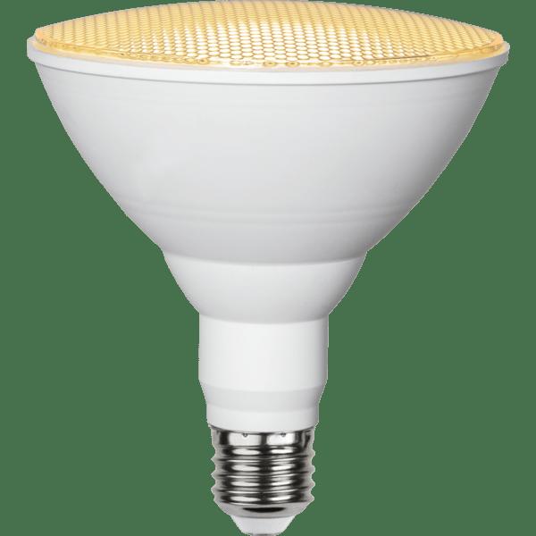 LED augu spuldze E27, PAR38, 16W, 1700lm, 40LED, silti balta