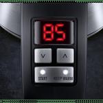Tējkanna ar regulējamu temperatūru Electrolux 7000 1,7l, EEWA7700, Ner. tērauda
