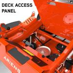 Mauriņa traktors Nulles apgrieziena Ariens APEX52 Kawasaki, ZT, 23hp, 991159