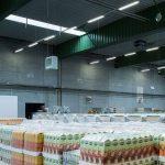 LED lineārais gaismeklis V/A GTV Houston 36W, 3240lm, 4000K, IP65, IK10, 120cm