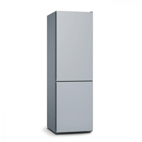 Ledusskapis ar saldētavu Bosch Serie | 4 Variostyle basic, 186x60cm, KGN36IJEB