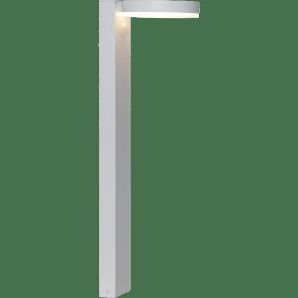 LED gaismeklis ar saules bat. un kustību sens. Star Trading Vidi 60cm, 500lm, IP44