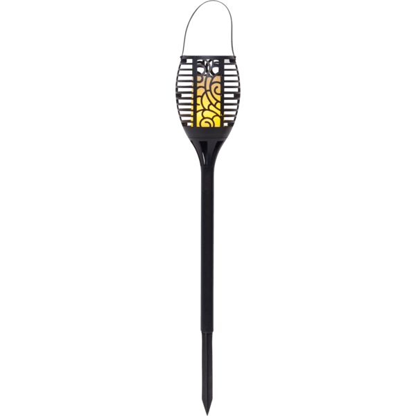 LED dārza gaismeklis ar saules bateriju Star Trading FLAME 3in1 42cm, 25LED, IP44