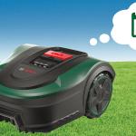 Autonomais zāles pļāvējs robots Bosch Indego S 500, 500m2, 06008B0202