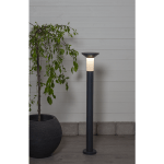LED gaismeklis ar saules bat. un kustību sens. Star Trading Valta 55/90cm, 400lm, IP44