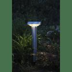 LED dārza gaismeklis ar saules bateriju Star Trading Sevilla 45cm, 4LED, 25lm, IP44