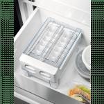 Ledusskapis ar saldētavu Electrolux Side-by-side French, 1776x912x765mm, EN6086MOX