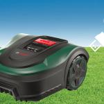 Autonomais zāles pļāvējs robots Bosch Indego M 700, 700m2, 06008B0203