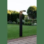 LED gaismeklis ar saules bat. un kustību sens. Star Trading Vici 80cm, 300lm, IP44