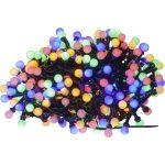 LED āra virtene Star Trading Berry Mini, krāsaina, 6m, 300LED, IP44, ar taimeri, 8 režīmi