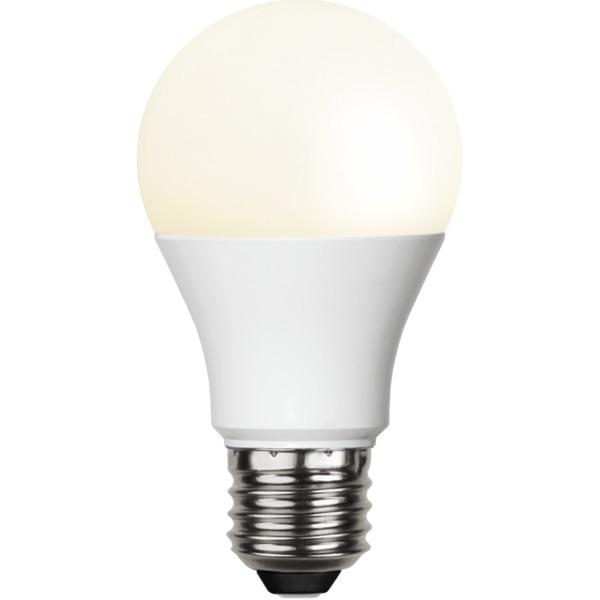 LED spuldze karstumizturīga Star Trading Sauna E27 A60, 4.5W, 2700K, 470lm