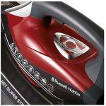Tvaika gludināšanas sistēma Russell Hobbs Quiet Super Steam Pro 24460-56, 2750W