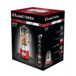 Blenderis Russell Hobbs Retro Red 800W, 1.5l, 25190-56, sarkans