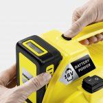 Bezvadu putekļu sūcējs sausai un slapjai sūkšanai Kärcher WD1 Compact (Bez akumulatora)