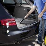 Putekļu sūcējs sausai un slapjai sūkšanai Kärcher WD 3 Car *EU-II, 1000W, 200AW, 17l