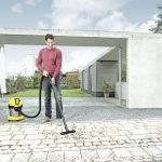 Universālais putekļu sūcējs Kärcher WD3 Battery Premium *INT (Bez akumulatora)