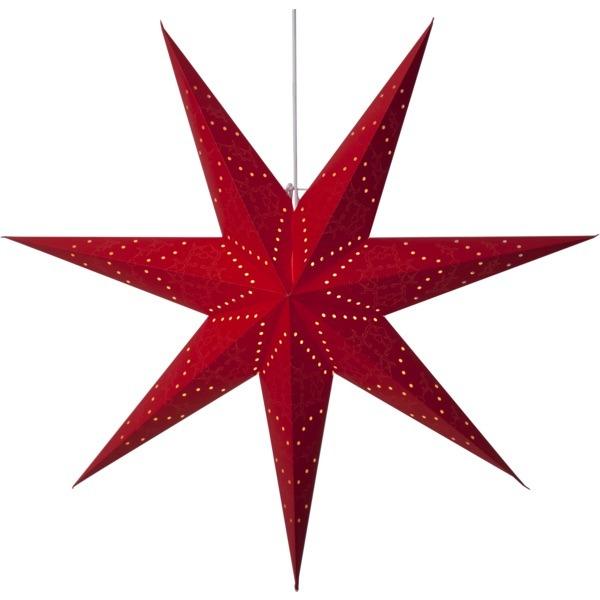 LED dekorācija Zvaigzne SENSY, Star Trading, sakrana, 1x1m, E14, Max. 25W, IP20