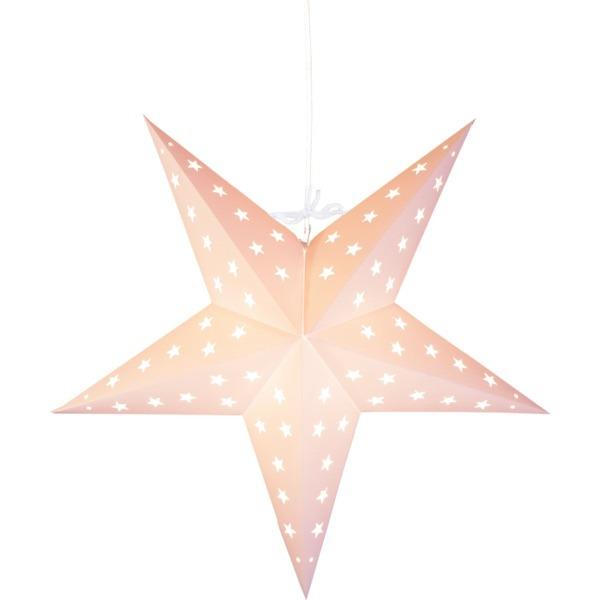 LED dekorācija Zvaigzne LEO, Star Trading 43x43cm, E14, Max. 25W, IP20