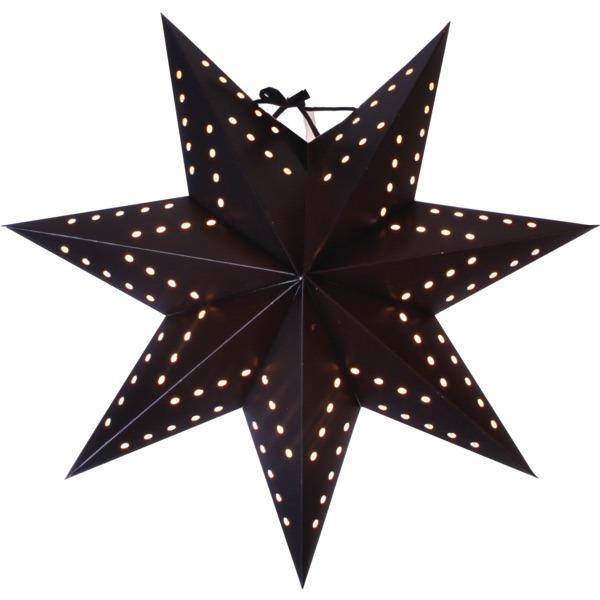 LED dekorācija Zvaigzne BOBO, Star Trading, 34x34cm, E14, Max. 25W, IP20