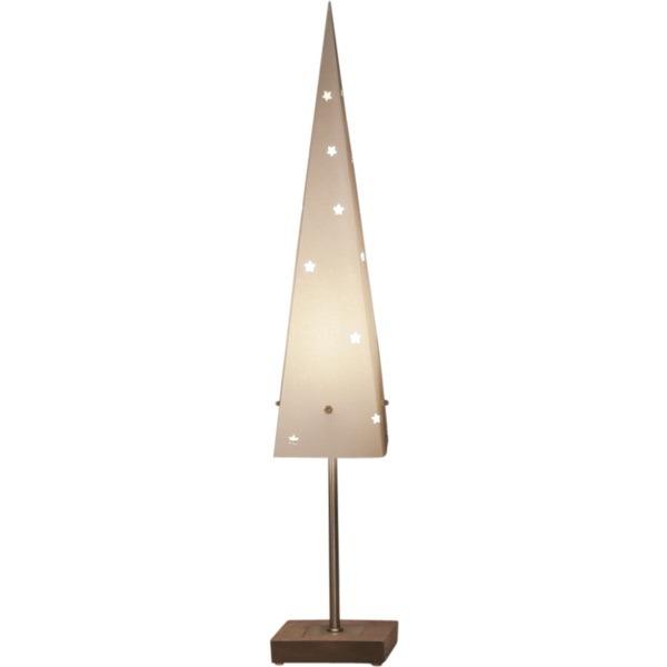 LED dekorācija TOP, Star Trading, balta, 60x11cm, E14, Max. 25W, IP20