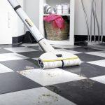 Bezvadu grīdas mazgātājs Kärcher FC 3 Cordless Premium *EU, 7.2V, Li-ion, balts